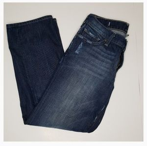 Lucky Brand Bartlett Sweet n Low Jeans